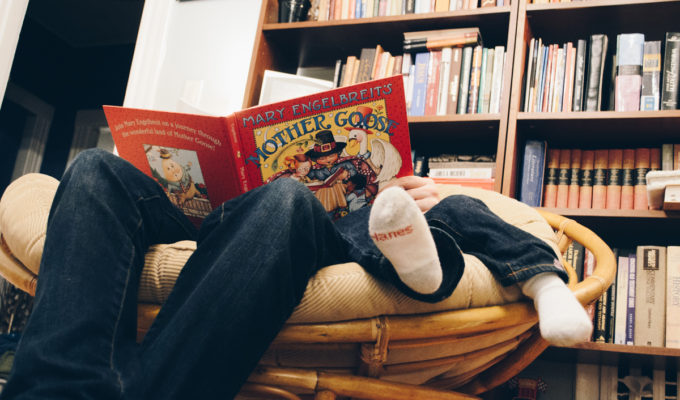 How to Cheat at Reading Your Kids Bedtime Stories